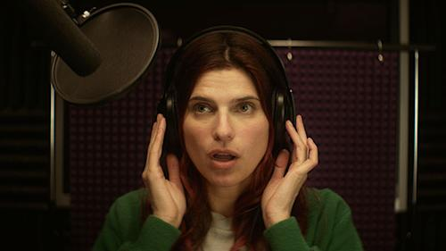 Lake Bell's 'In a World…' Asks Why Women Don't Narrate Movie Trailers