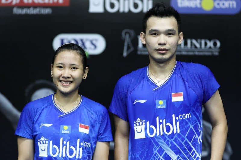 Rinov/Pitha kalahkan Maulana/Lanny di turnamen internal PBSI