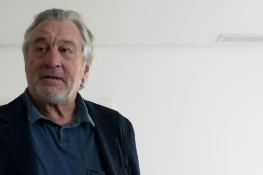 Actor Robert De Niro used an expletive to describe President Donald Trump at the Tony Awards