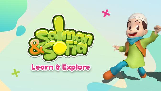 Salman dan Sofia adalah animasi karya The WALi Studio.