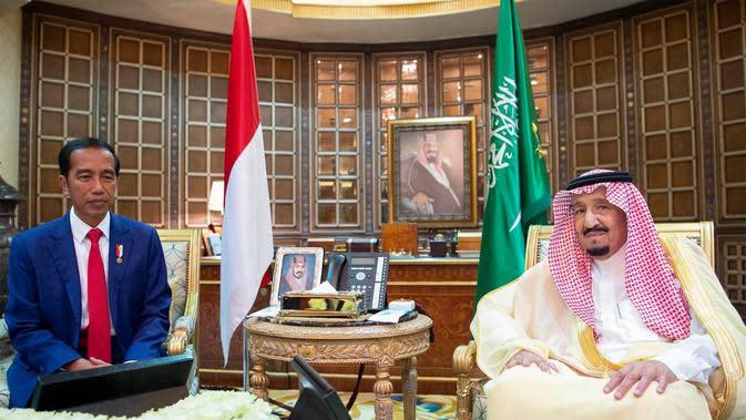 Jokowi Bicara dengan Raja Salman, Kepastian Haji 2020 Mundur Awal Juni