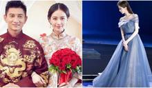 圖多/劉詩詩穿「星光紗裙」如仙女下凡 網讚美出新高度:吳奇隆好幸福
