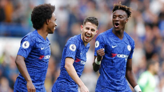 9. Chelsea FC - 679 juta euro. (AP/Frank Augstein)