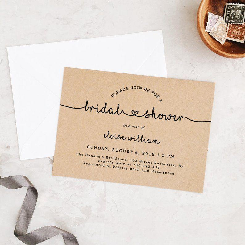 """<p>Nobody said <a href=""""https://www.countryliving.com/entertaining/g765/bridal-shower-ideas-0309/"""">planning a bridal shower</a> is easy (or if they did, we're sorry), but finding invitations to set the tone for the celebration—whether it's an in-person or virtual bridal shower—doesn't have to be difficult. Stationery spots have stepped up their game, meaning you can basically find unique shower invites that even put some wedding invites to shame. But you're already budgeting for a <em>lot </em>as is<em></em>, with food, gifts, <a href=""""https://www.countryliving.com/entertaining/g27396315/bridal-shower-favor-ideas/"""">bridal shower favors</a>, <a href=""""https://www.countryliving.com/life/entertainment/g4508/bridal-shower-games/"""">fun bridal shower games</a>, and more, so it's a safe assumption that you don't want to break the bank on expensive bridal shower invitations. </p><p>Well, breathe a sigh of relief, party planner, because you can still wow the bride and crew without spending a fortune or botching any <a href=""""https://www.countryliving.com/entertaining/a29233654/bridal-shower-etiquette/"""" target=""""_blank"""">bridal shower etiquette</a>. You'll be pleased to know that there are so many readily available templates, tutorials, and customizable cards for DIY bridal shower invitations that look absolutely beautiful and tote an equally enjoyable price tag. Some blogs and websites offer downloads completely free of charge, whereas others may only cost upward of $15. Take your pick from these charming invitation ideas so you can officially cross step number one off your bridal shower checklist. </p><p>And when you're ready, get all our tips on <a href=""""https://www.countryliving.com/entertaining/a27323474/what-to-write-in-a-wedding-card/"""" target=""""_blank"""">what to write in a wedding card</a> to accompany your gift to the happy couple.</p>"""