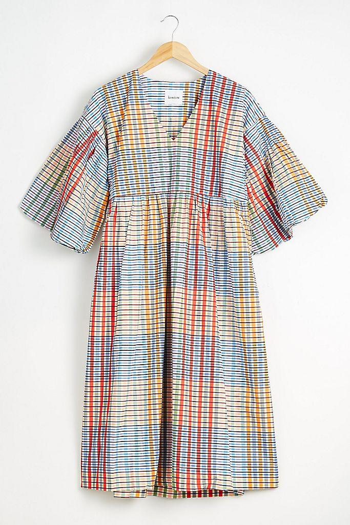 Kowtow Yoshi Organic-Cotton Dress (Anthropologie)