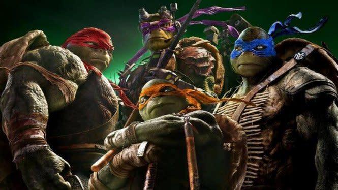 Sinopsis Teenage Mutant Ninja Turtles, Kura-kura Penyelamat New York