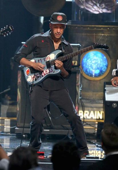 Rage Against the Machine's Tom Morello Calls NSA Leaker Edward Snowden a 'Hero'