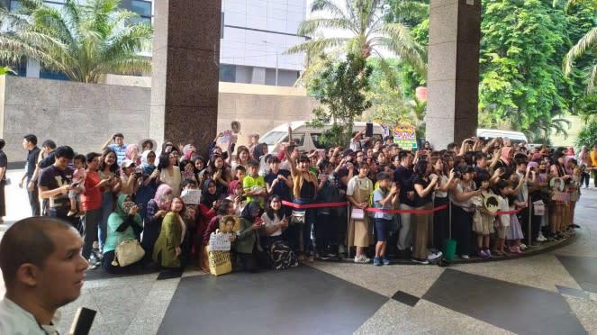 Fans Arashi.