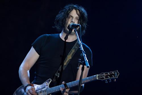 Jack White writing the music for 'The Lone Ranger'