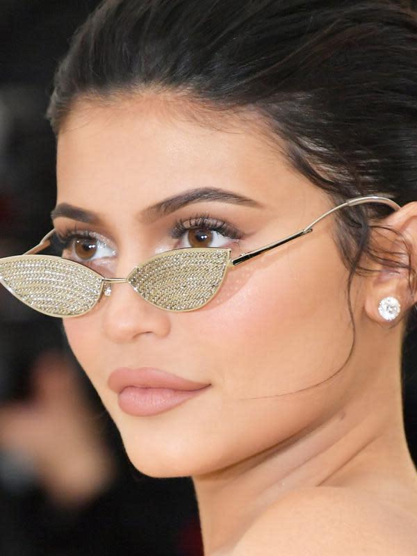 Kylie Jenner berencana miliki anak kedua. (Neilson Barnard / AFP)