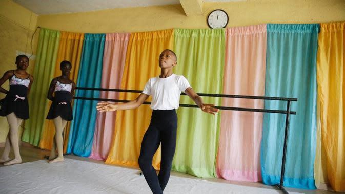 Kisah Bocah Lelaki Menari Balet Viral, Mengantarnya Raih Beasiswa di AS