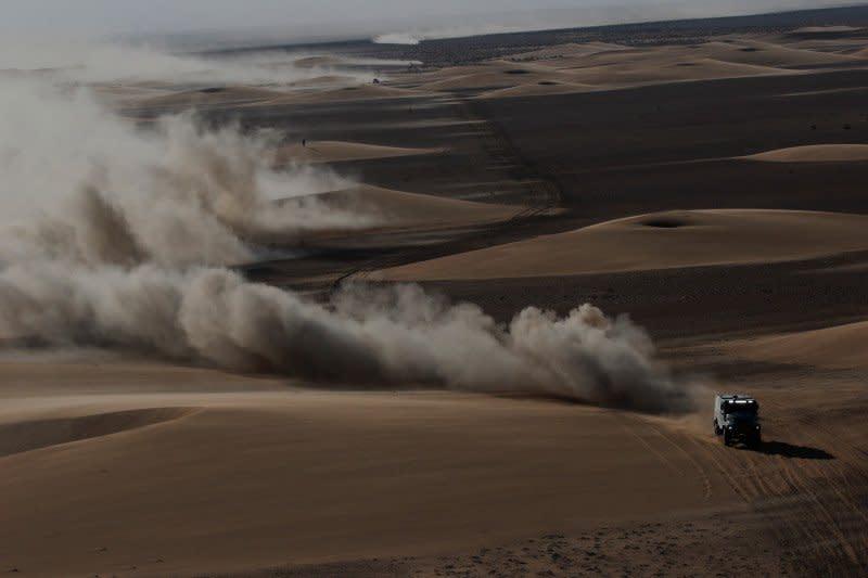 Setiap detik akan sangat berharga di tiga etape terakhir Dakar 2020