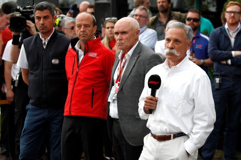 Mantan bos Ferrari jabat CEO Formula 1 mulai tahun depan