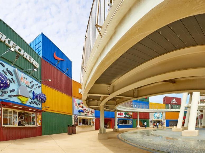 MITSUI OUTLET PARK台中港