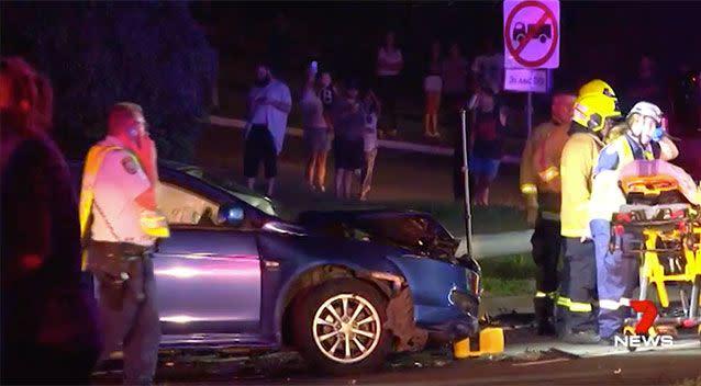 Teen Uber passenger dead, three fighting for life after horror crash