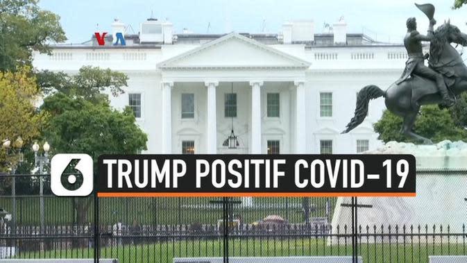 VIDEO: Presiden Trump Positif Terinfeksi Covid-19, Apa Dampaknya?