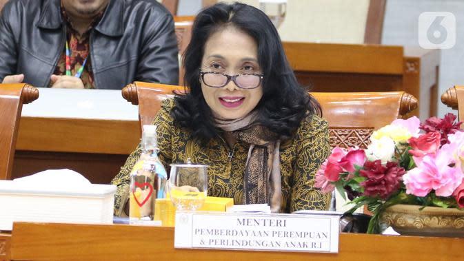 Menteri PPPA Dorong Perempuan Berperan Aktif Kawal Pilkada 2020