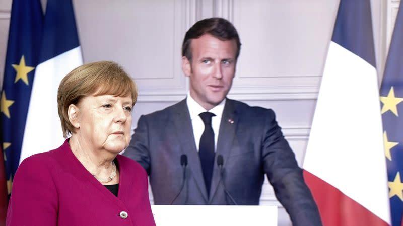 French presidency confirms Macron to meet Germany's Merkel on Aug. 20