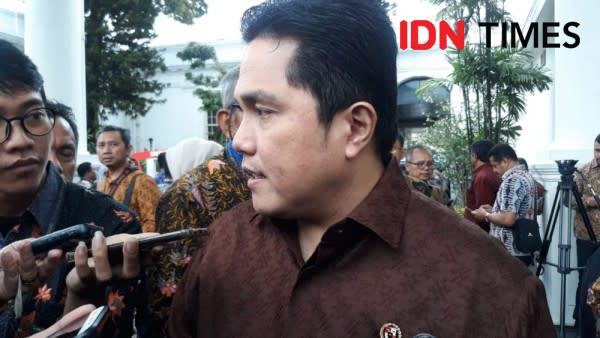 Sapu Bersih Eselon I BUMN, Erick Thohir Ingin Punya Tim yang Kompak