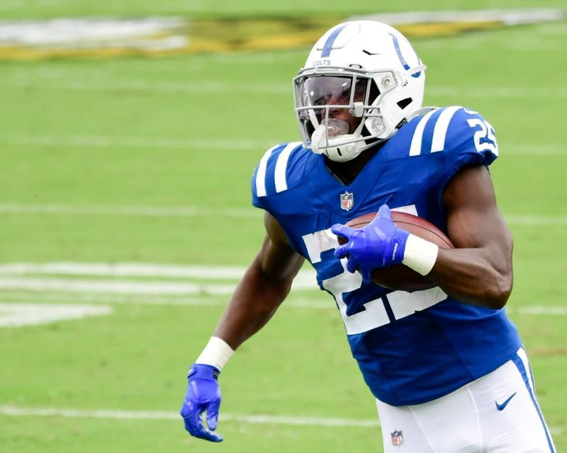 Colts place RB Mack (Achilles) on Injured Reserve