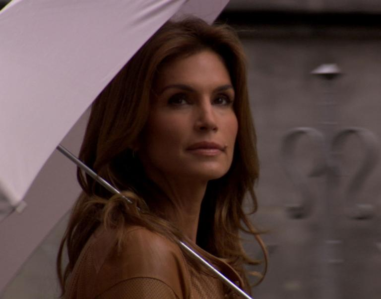 """Who Do You Think You Are?"" Episode 406 - Cindy Crawford"
