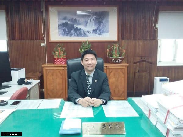 新任雲林地檢署檢察長。(記者劉春生攝)