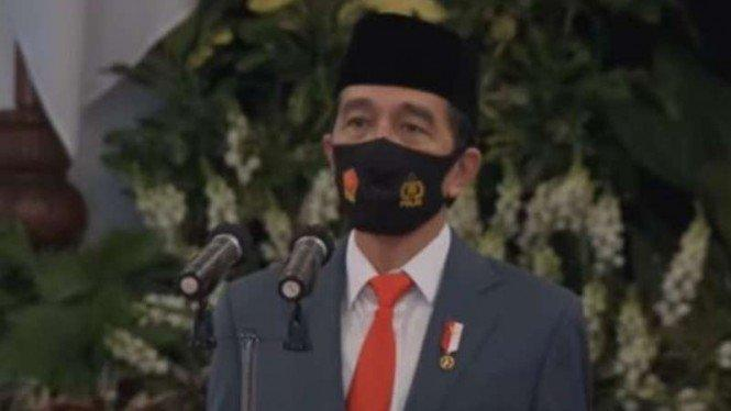 Jokowi: Tes Masif Corona Saja Tidak Cukup