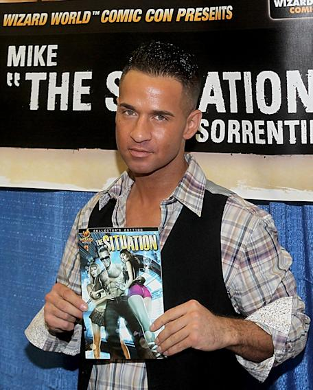 "Mike ""The Situation"" Sorrentino"