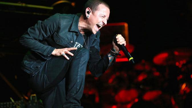 Chester Bennington, vokalis Linkin Park. (businessinsider.com)