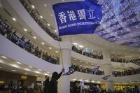 當勇武派壓倒合理非,便決定了香港困境