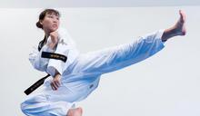 【專訪】像海綿般聰明學習的跆拳道選手 莊貫渝:靠這招強化自己的不足
