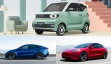 4月全球最賣電動車不是特斯拉? Model Y單月銷量超越Model 3