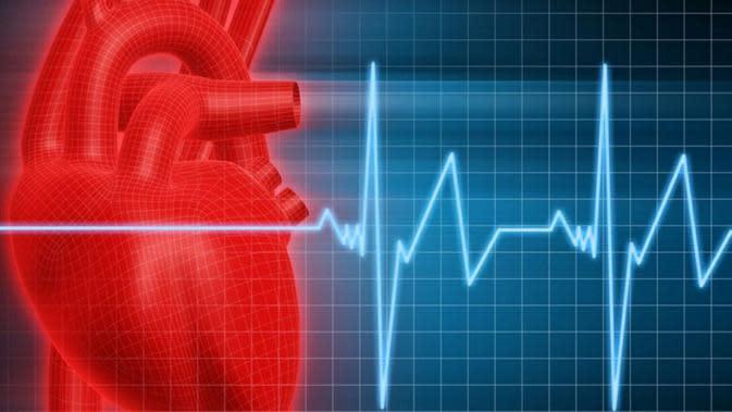 Ilustrasi penyakit jantung. (via: hariansehat.com)