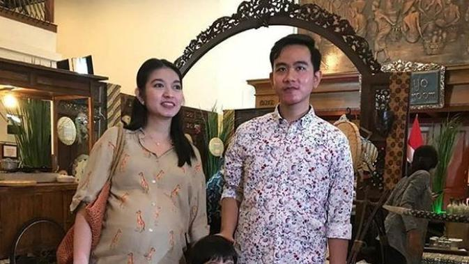 Selvi Ananda, menantu Jokowi, yang merupakan istri Gibran Rakabuming Raka (Foto: Instagram/@janethesss)