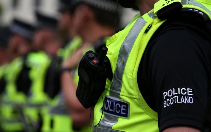police scotland - PA