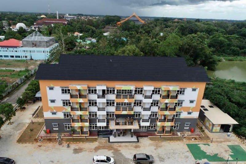 Kementerian PUPR bangun rusunawa dan embung di Universitas Lampung
