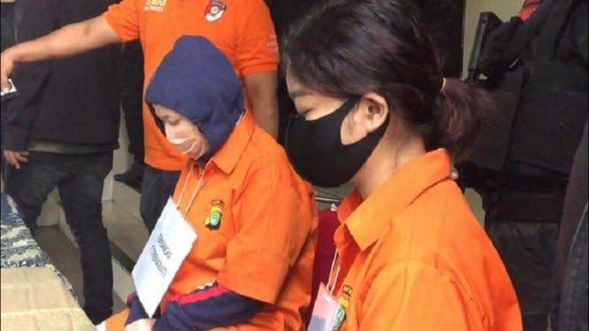 Pembunuh Bos Roti Gugurkan Kandungan di Klinik Aborsi Kenari
