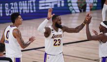 NBA/湖人「三分雨」轟破隊史紀錄