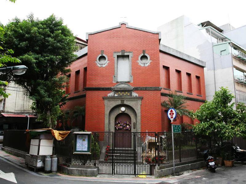 李春生紀念教堂