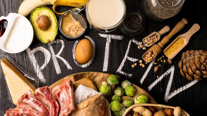 Protein / Sumber: iStockphoto