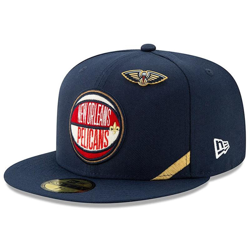 Pelicans 2019 NBA Draft Fitted Hat