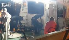 澎湖海下調查 4人潛水失聯被陸漁船救起