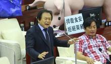 「推廣美豬是進口商的事!」王世堅要陳時中「別撈過界」