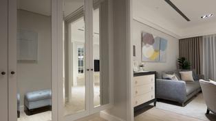 豪宅實品屋 582美式高級訂製寓所