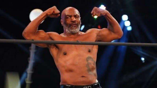 Tyson Keluarkan Si Harimau Putih, Ancam Bunuh Monster KO