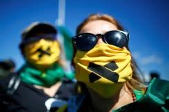 Brazil lampaui satu juta kasus virus corona