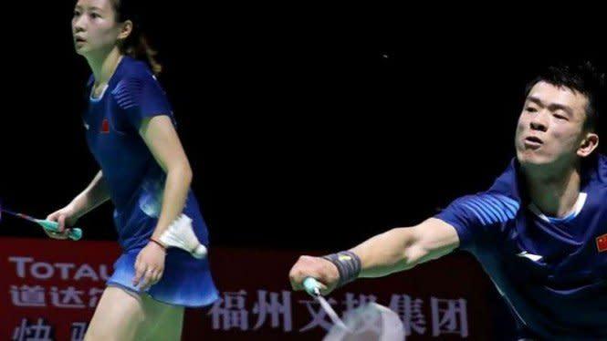 Hebat, China Juarai Sektor Terangker dan Perawan di Fuzhou China Open