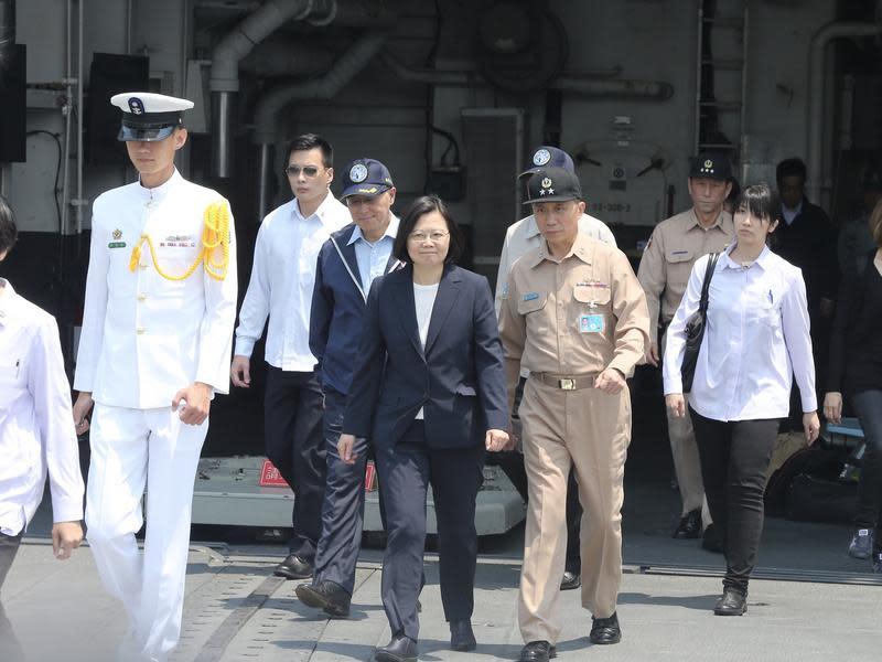 去年軍購433億 買進MK48重型魚雷等