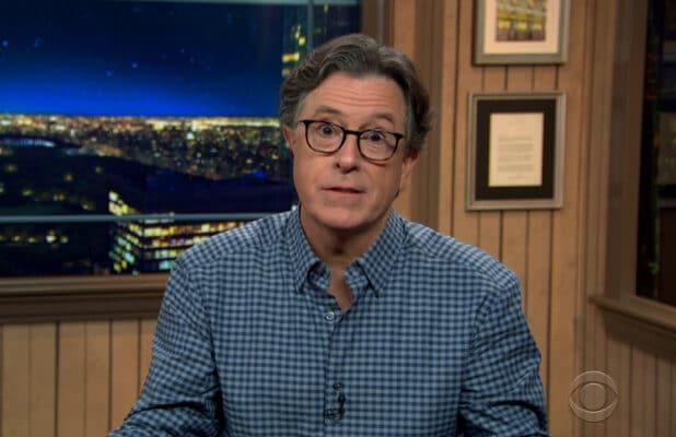 Stephen Colbert to Tape New 'Late Show' Friday After Trump's Positive COVID-19 Test – and He Booked a Doctor