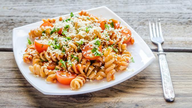 ilustrasi pasta/copyright Shutterstock